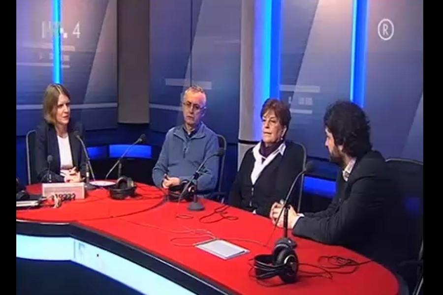 Video: 01.03.2016. HRT U mreži prvog, Kurikularna reforma, gosti: Željko Stipić, Ljilja Vokić, Boris Jokić