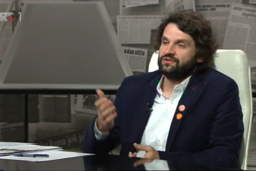 Boris Jokić: Jeftini su napadi preko domoljublja, rad je domoljublje