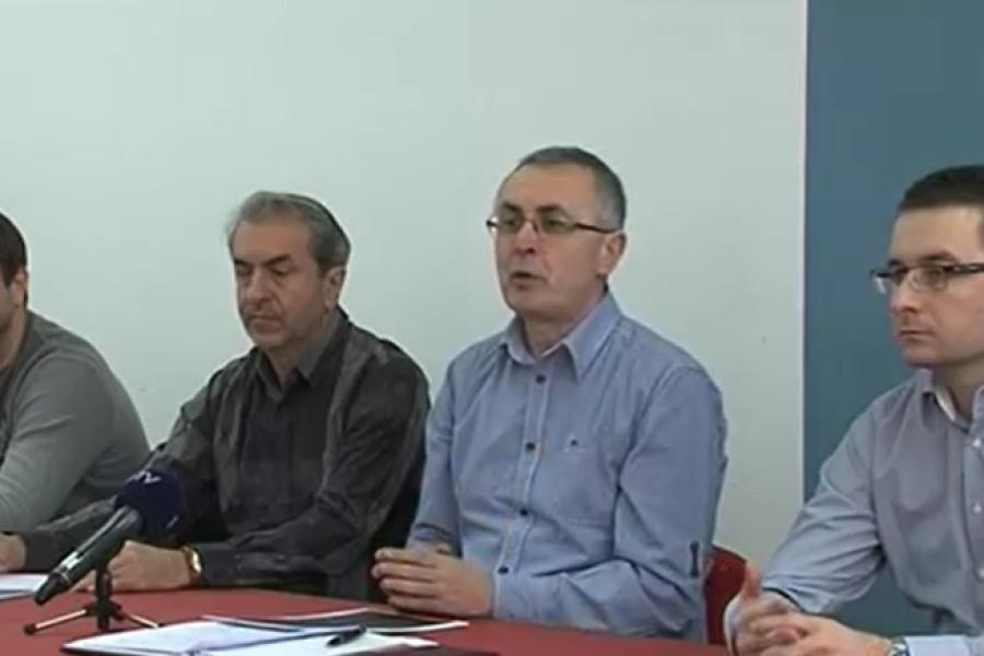Video: Press konferencija u Osijeku, prilog Slavonska televizija, 18.03.2016.