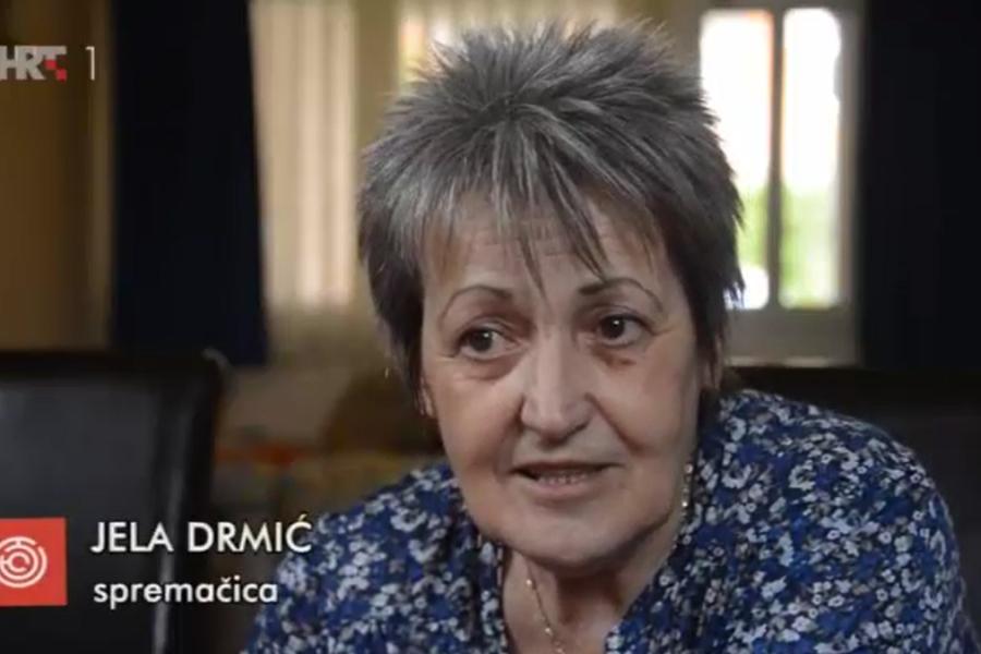 Spremačica Jela Drmić uz potporu sindikata Preporod pobijedila državu