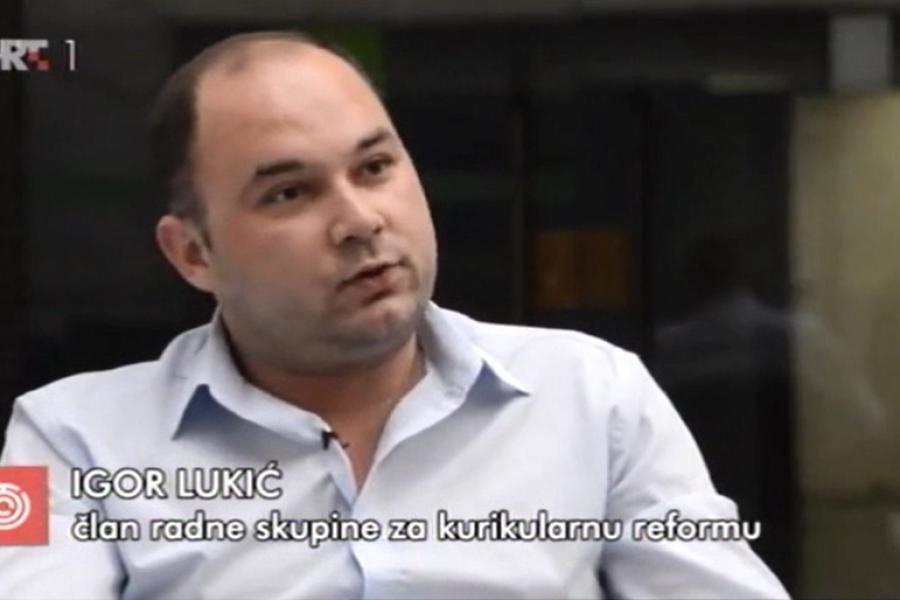 Video: Prilog u Labirintu o kurikularnoj reformi