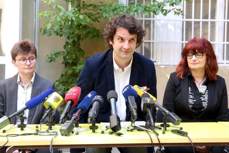 Boris Jokić: Od ministra zahtijevamo razrješenje s mjesta voditelja i članova ekspertne skupine!