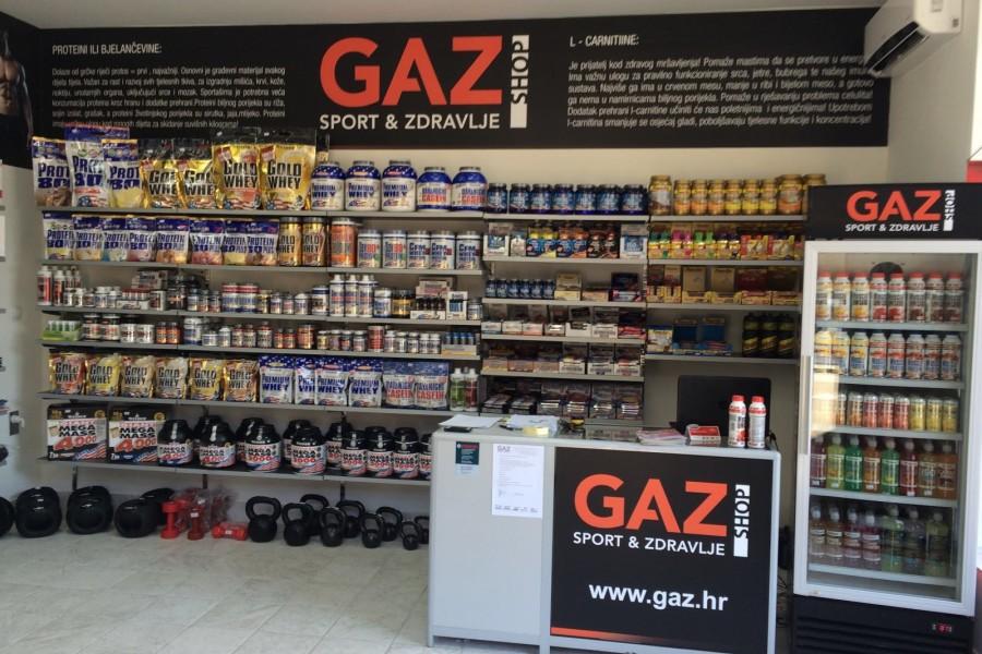 Trgovine GAZ