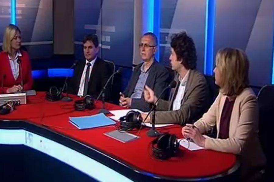 24.05.2016. HRT, Radio 1, Umreži 1, Rasprava o reformi školstva