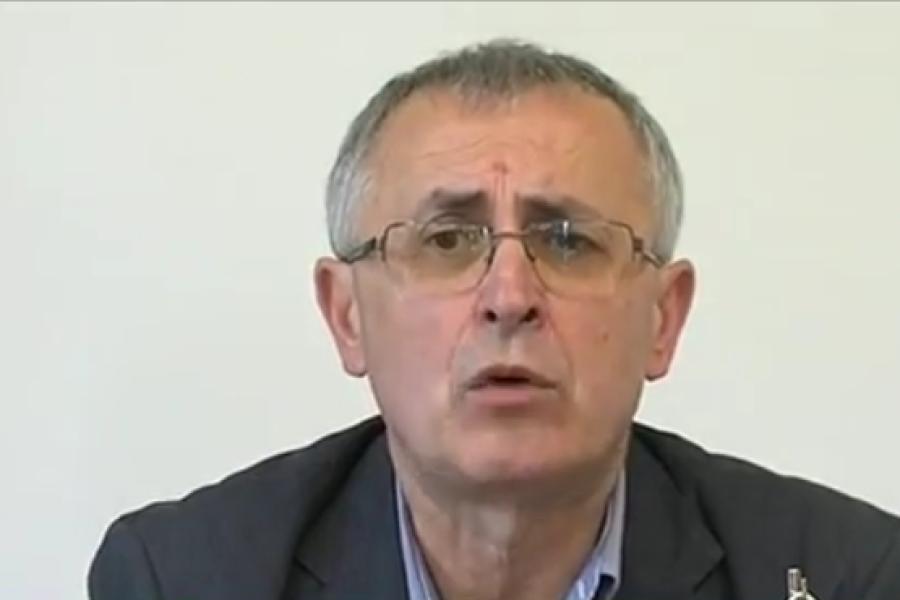 VIDEO: 06.05.2016. Slavonska TV, prilog s presice Sindikata Preporod u Osijeku