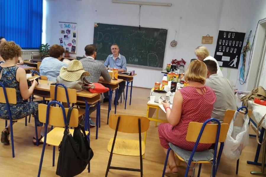 Osnovana nova podružnica u OŠ Smokvica na Korčuli