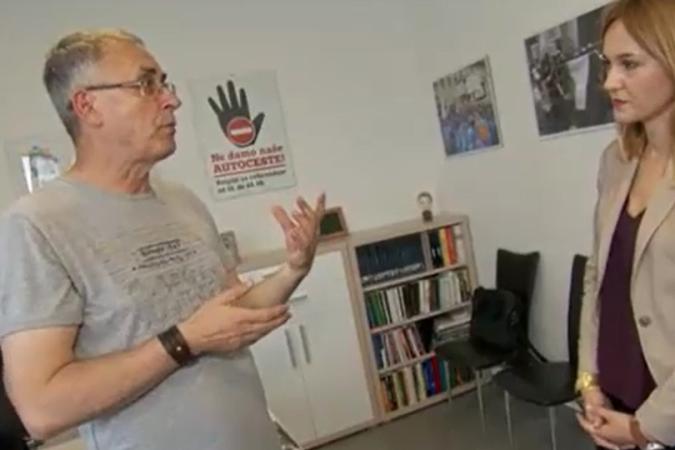 VIDEO: Novi prosvjed Inicijative Hrvatska može bolje, ali bez sindikata