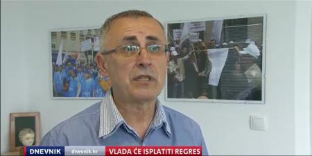 VIDEO: 06.07.2016. Vlada RH: Regresa će ipak biti!