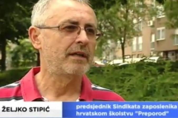 Isplata regresa u javnim službama, prilog u Dnevniku