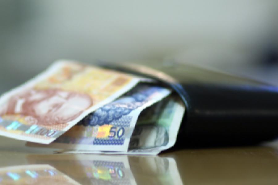 Datum isplate plaće za srpanj bit će u ponedjeljak 08.08.2016.