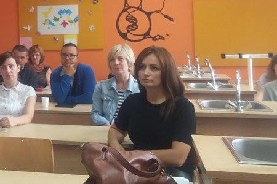 Nova podružnica: OŠ Dragutina Tadijanovića, Vukovar
