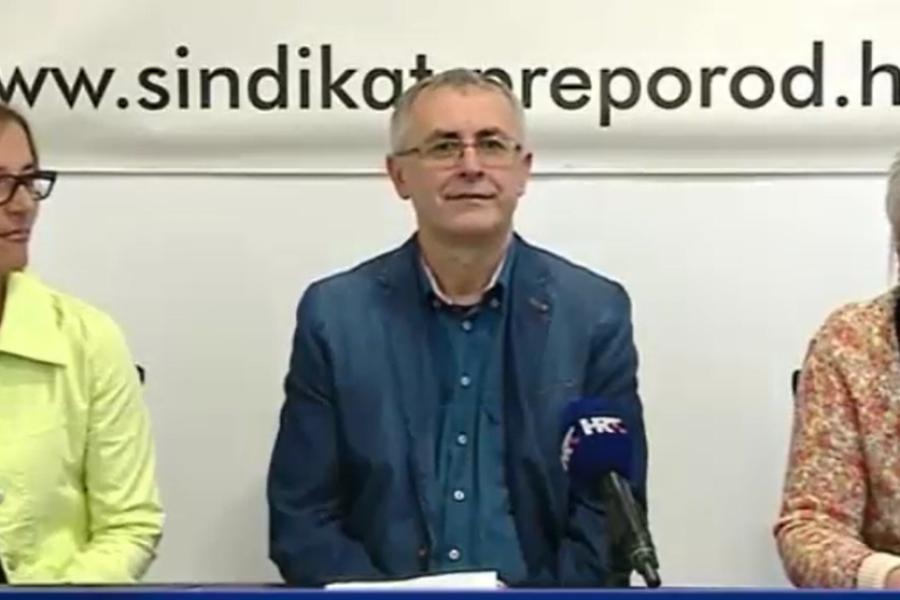 VIDEO: HTV Dnevnik, Sindikat Preporod upozorava na nedostatke Nacrta Zakona o izmjenama i dopunama Zakona o odgoju i obrazovanju