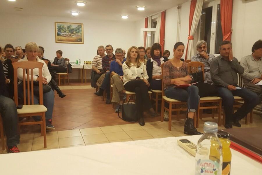 5. sjednica Međužupanijskog vijeća južne Hrvatske Sindikata Preporod