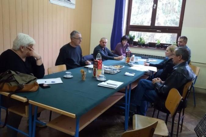 Sjednica Županijskog vijeća  Koprivničko-križevačke županije