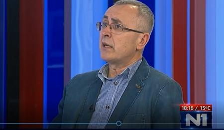 VIDEO: N1TV, Željko Stipić: O dugu se ne može pregovarat