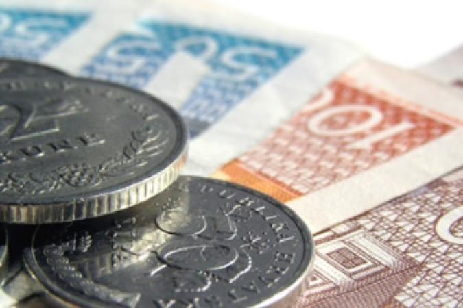 Isplata plaće za 12. mjesec 2016. u utorak 10. siječnja