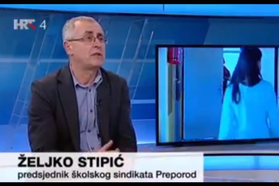 28.12.2016. Studio 4, gost Željko Stipić