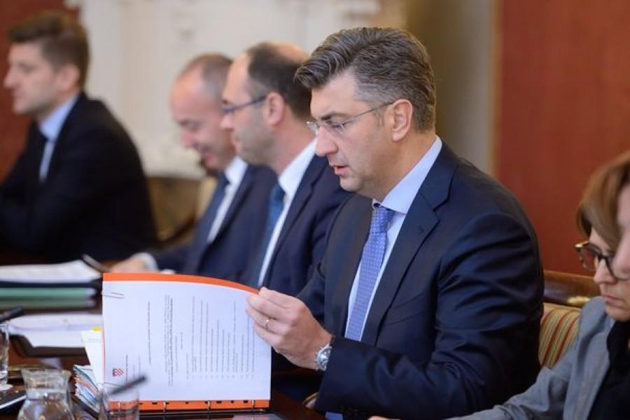 Vlada donijela odluku o povećanju osnovice u javnim službama za 2%