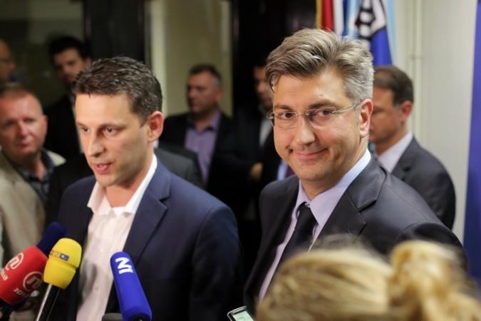 Oba obećanja HDZ-a i MOST-a su pala