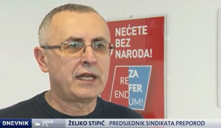 VIDEO:  Nova TV, Dnevnik, odluka o vraćanju ocjenjivanja na polugodištu do lipnja