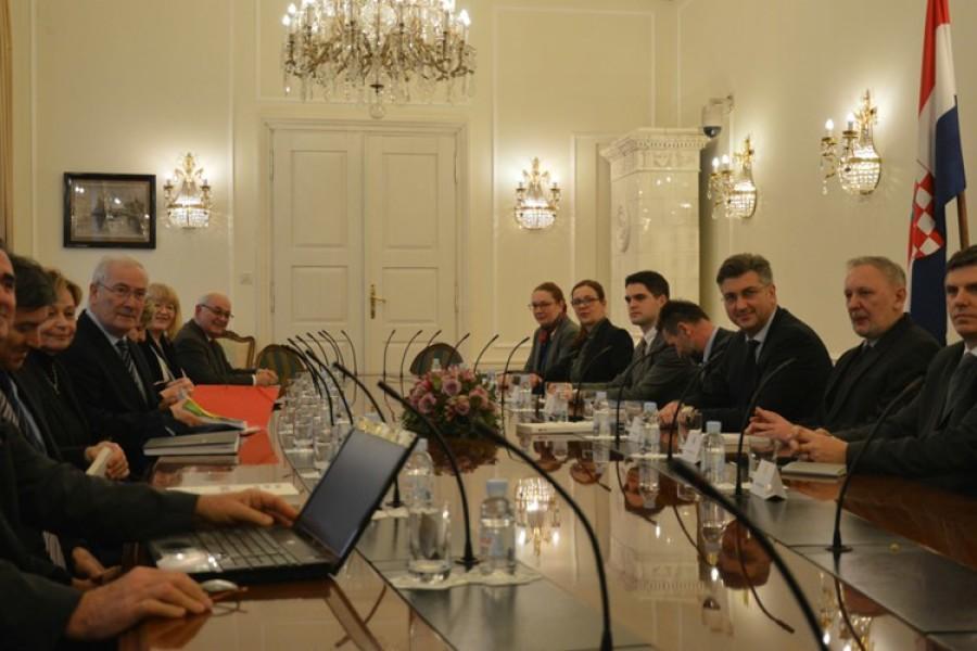 Prvi sastanak Posebnog stručnog povjerenstva za provedbu Strategije obrazovanja, znanosti i tehnologije