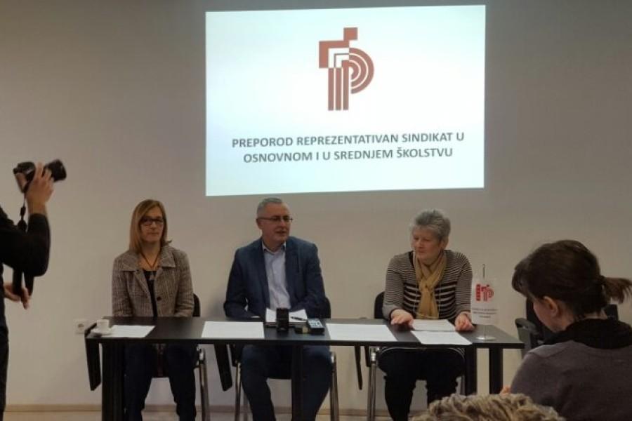 Preporod od ministra Barišića zatražio hitan početak kolektivnih pregovora