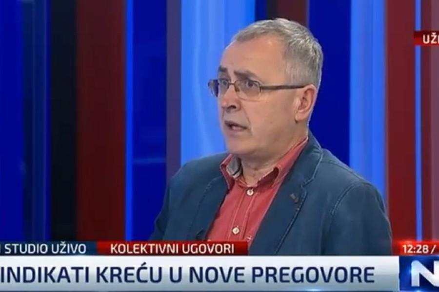 VIDEO: N1 TV , o predstojećim pregovorima govori gost Željko Stipić
