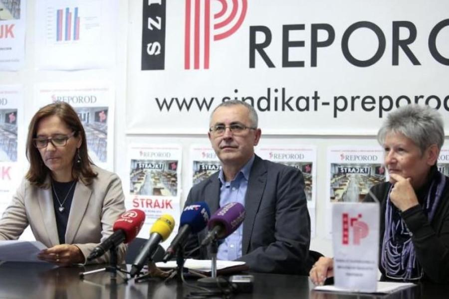 """Sindikat Preporod neće potpisati """"kratki"""" TKU"""