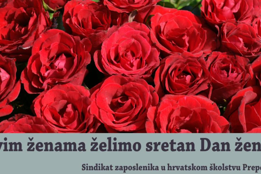 Sretan Dan žena!