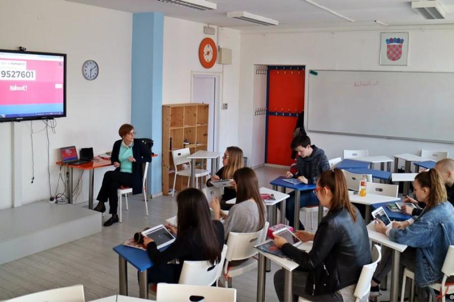Budućnost je već počela u gimnaziji na Trešnjevci