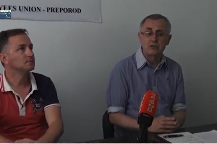 20.06.2017.  TV Jadran, Press Preporoda u Splitu, tri prva zadatka ministrice Blaženke Divjak