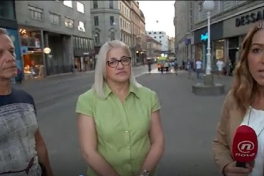Nova TV Dnevnik, Učitelji i liječnici prijete općim štrajkom