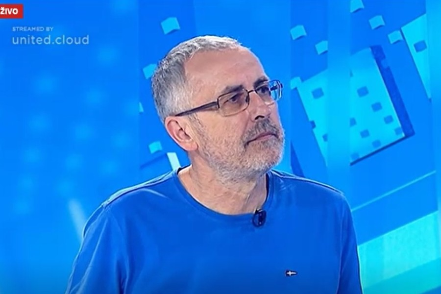 VIDEO: 17.08.2017.  N1 TV,  gost Željko Stipić