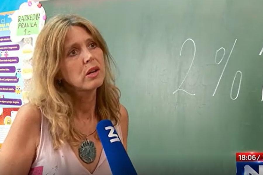 Izjave i reakcije o povećanju osnovice plaća za 2% – prilog u Dnevniku N1 TV