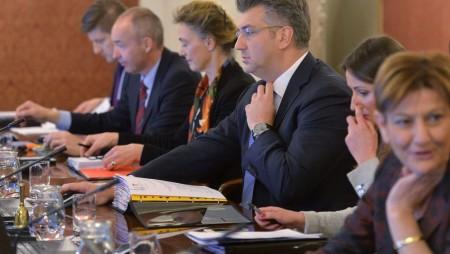Za 54. sjednicu Vlade RH uvrštena je točku o visini osnovice za obračun plaće u javnim službama