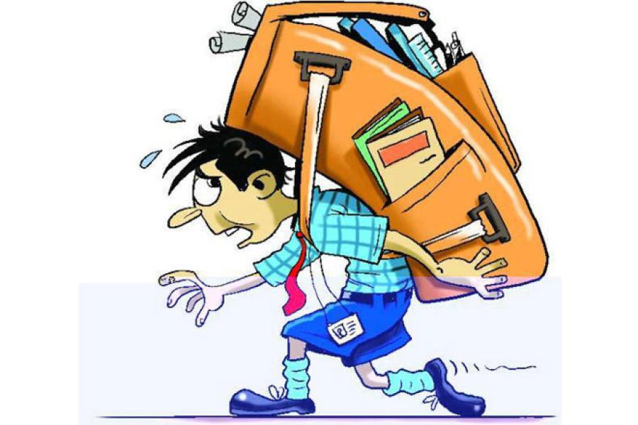 Ministarstvo: 'Dragi ravnatelji, djeci su školske torbe stvarno preteške. Riješite to'