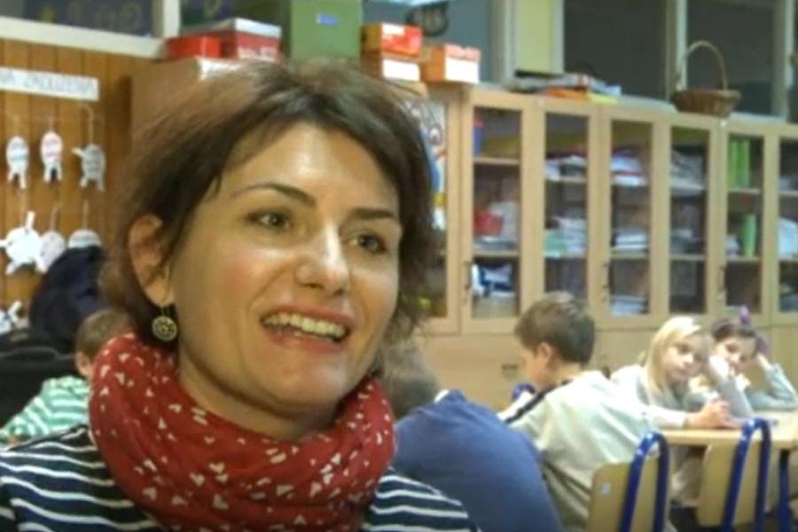 Prilog u Dnevniku HTV-a povodom Svjetskog dana učitelja