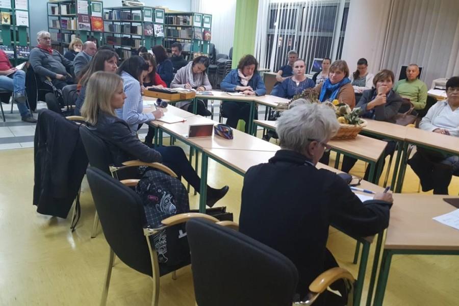 Sjednica Međužupanijskog vijeća sjeverne Hrvatske