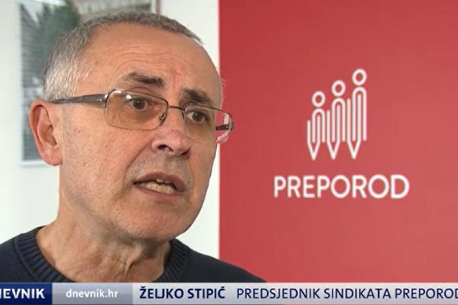 12.11.2017.  Nova TV Dnevnik Prijedlog  izmjene Zakona o odgoju i obrazovanju u osnovnoj i srednjoj školi
