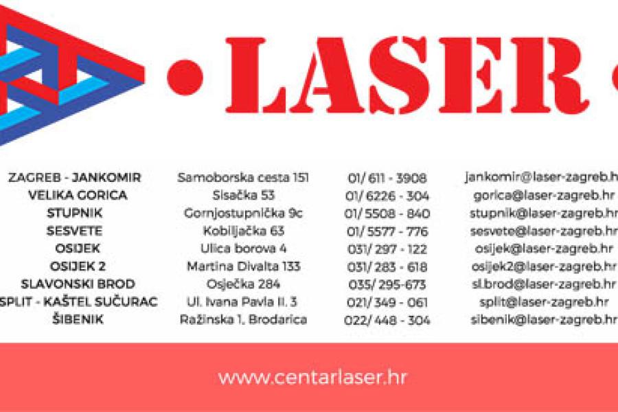 Centar Laser