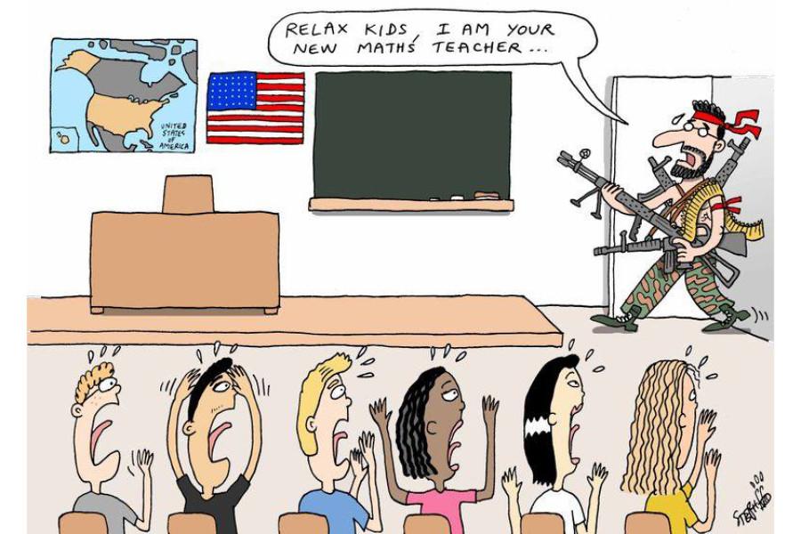 Trump kaže kako bi naoružavanje nastavnika moglo spriječiti školske masakre
