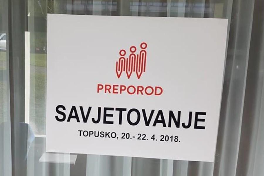 Savjetovanje – Topusko 2018.