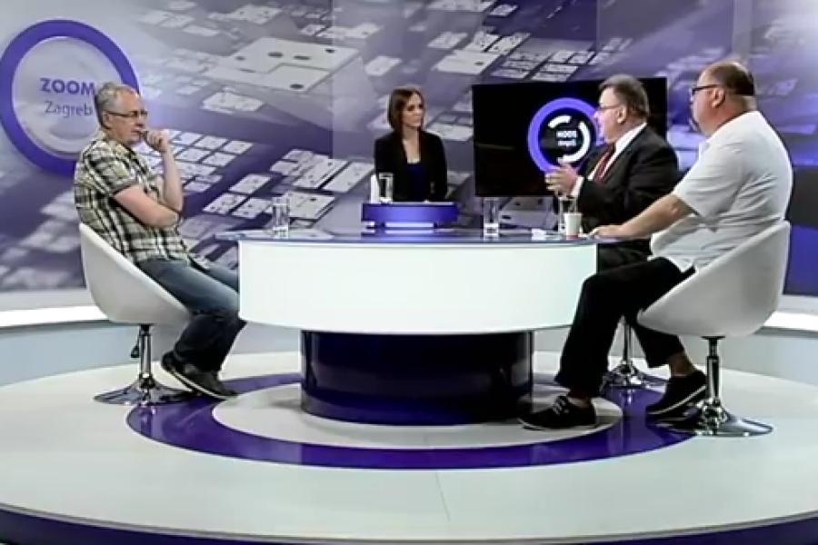 GDPR EU zakon, Z1 TV,  28.05.2018.