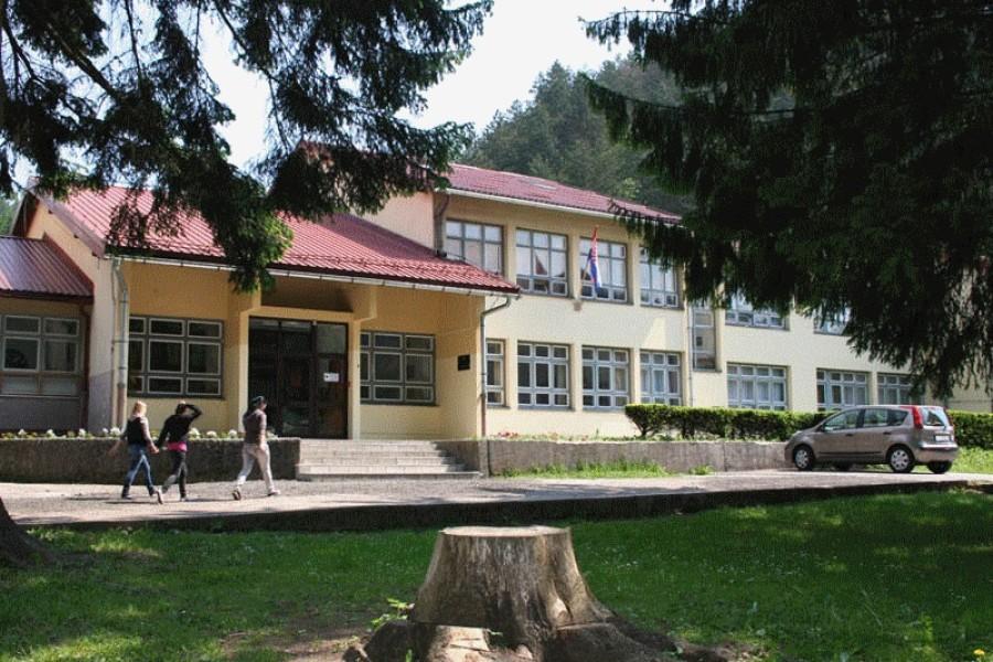 104. srednjoškolska podružnica u Moravicama