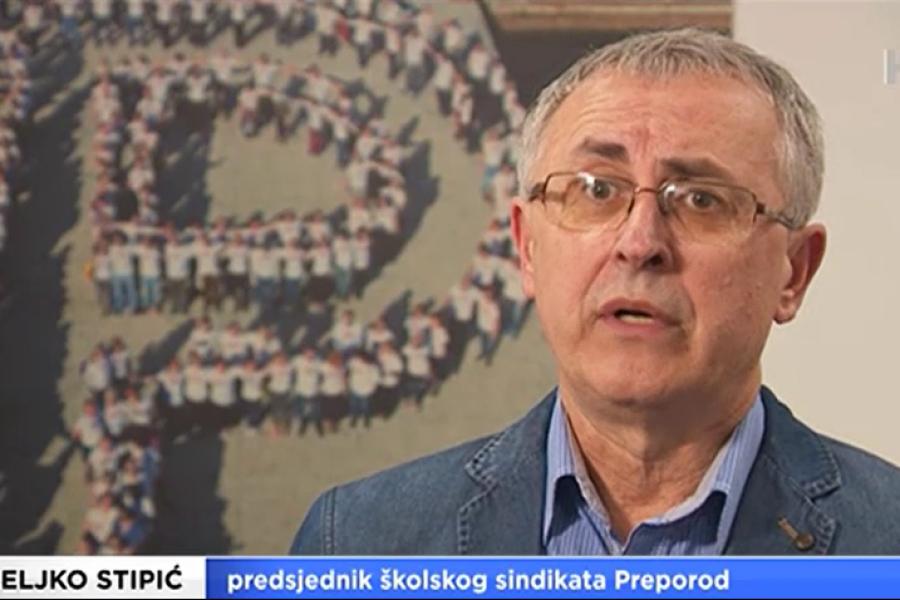 Prilog na HTV Dnevniku povodom Praznika rada