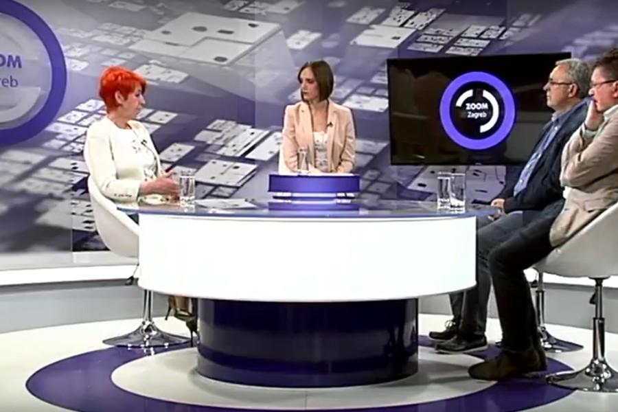 01.05.2018. ZOOM ZAGREB  Sindikati o pravima radnika