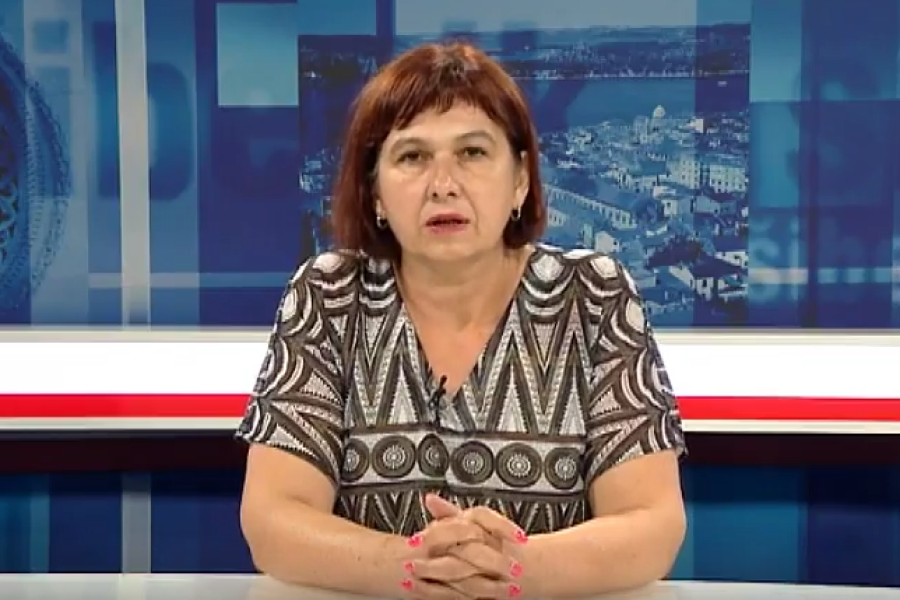 HTV Studio 4,  gostovanje Tanje Biloglav, najava prosvjeda