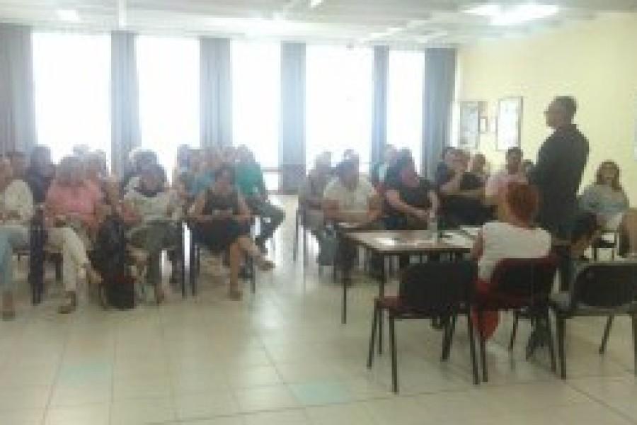 Sindikat Preporod najavljuje prosvjed zbog smanjenja plaće učiteljima i stručnim suradnicima u posebnim ustanovama