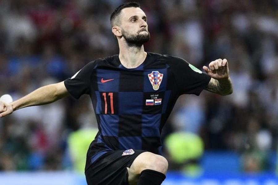Hrvatski nogometni reprezentativac Marcelo Brozović odlučio je donirati udžbenike za djecu u slavonskoj općini Nuštar