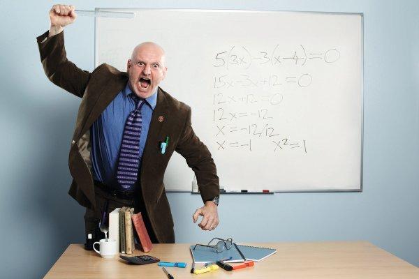 psycho-teacher